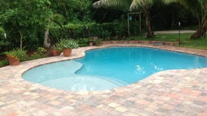 basic saltwater pool maintenance
