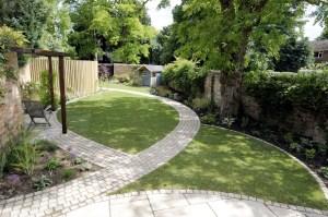 fice basic landscape design elements
