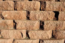 retaining wall tear-down