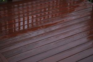 Spring deck preparation
