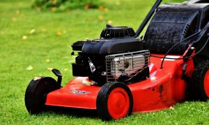 lawn equipment summer preparation